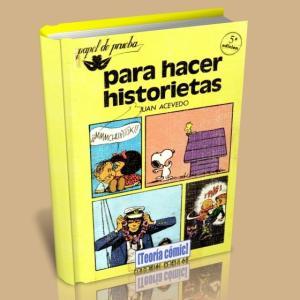 Para.Hacer.Historietas.-.Juan.Acevedo.ED.Popular