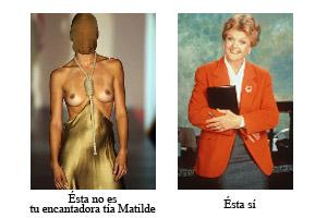 MATILDE - NO MATILDE