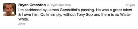 Tweet Cranston