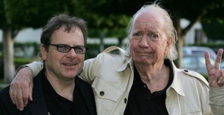 Steven-Charles Jaffe y Gahan Wilson.