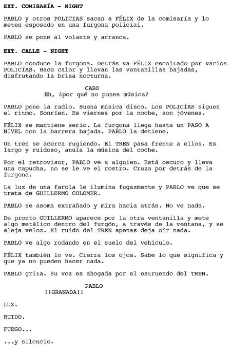 LEY DE SANGRE - Capítulo 1 (09-04-2013)