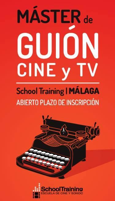 MASTER DE GUION CINE Y TV MALAGA