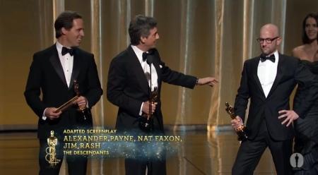 Mejor Guión Adaptado - Oscars 2012