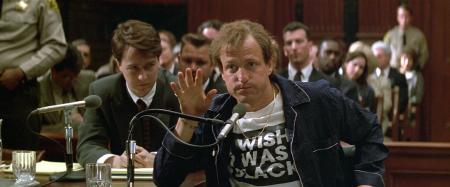 El doble de Larry Flint y el abogado que vale por tres.