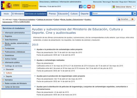 http://www.mecd.gob.es/servicios-al-ciudadano-mecd/catalogo/cultura/becas-ayudas-y-subvenciones/ayudas-y-subvenciones/cine.html