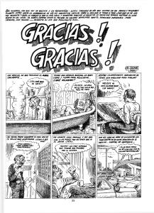 """He escaneado la página del tomo """"Crumb. Obras completas 3. La historia de mi vida"""". Ediciones La Cúpula, 1990."""