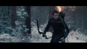 """""""Yo solo tiro flechas. No debería estar aquí""""."""