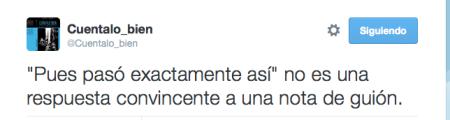 tweetcuentalobien