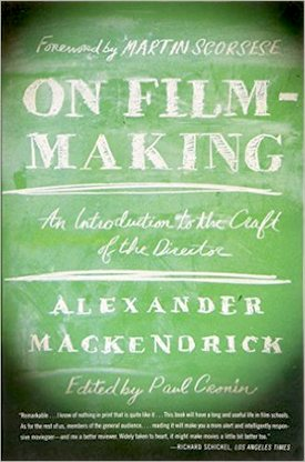 mackendrick on film making