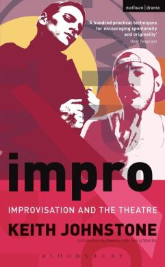 9780713687019 Impro Keith Johnstone